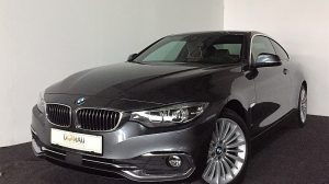 BMW 420d xDrive Coupe Luxury Line Aut. * ACC * Navi * AHK bei Donau Automobile in