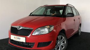 Skoda Fabia Combi Active 1,6 TDI * Parkpilot * Erstbesitz bei Donau Automobile in