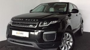 Land Rover Range Rover Evoque SE 2,0 TD4 e-Capability * ERSTBESITZ * bei Donau Automobile in