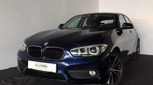 BMW 116d Advantage * Sitzheizung * LED * Tempomat * 17″ * bei Donau Automobile in