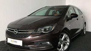 Opel Astra ST 1,6 CDTI * Navi * Kamera * u.v.m.! Innovation bei Donau Automobile in