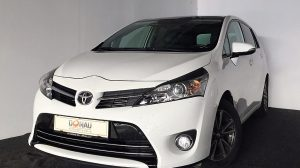 Toyota Verso 2,0 D-4D Active DPF bei Donau Automobile in