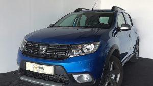 Dacia Sandero Stepway TCe 90 Easy-R S&S AUTOMATIK bei Donau Automobile in