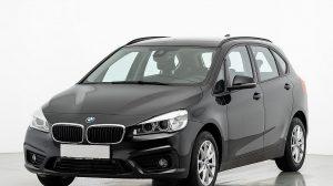 BMW 218d Active Tourer Advantage * Navi * LED * Sportsitze * bei Donau Automobile in