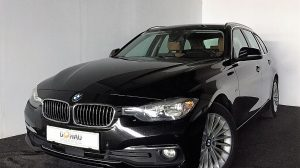 BMW 320d xDrive Touring Luxury Line * ACC * Leder * HeadUp * bei Donau Automobile in