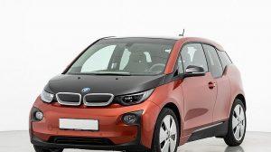 BMW i3 (mit Batterie) * Tempomat * Kamera * Parkassistent * bei Donau Automobile in