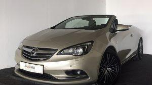 Opel Cascada 1,4 Turbo Cosmo * Leder * Navi * 19″ * bei Donau Automobile in