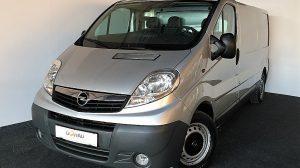 Opel Vivaro L2H1 CDTI Kastenwagen lang * Navi * Klima * bei Donau Automobile in