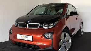 BMW i3 (mit Batterie) * Tempomat * Kamera * Parkassistent * bei Donau Automobile in
