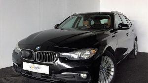 BMW 320d xDrive Touring Aut. * ACC * Leder * HeadUp * Luxury Line bei Donau Automobile in