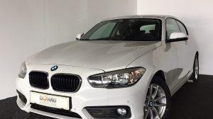 BMW 116i * BENZIN * Klimaautomatik * Bluetooth * bei Donau Automobile in