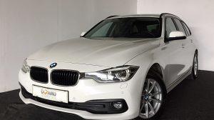 BMW 320d xDrive Touring Advantage Aut. * Navi * LED * Allrad bei Donau Automobile in
