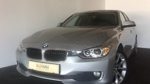 BMW 318d * Schiebedach * AHK * Navi * Xenon * Sitzheizung * bei Donau Automobile in