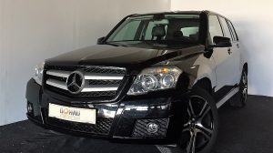 Mercedes-Benz GLK 220 CDI 4MATIC Aut. * Leder * Bluetooth * Garantie * bei Donau Automobile in