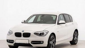 BMW 116i Österreich-Paket * Xenon * Tempomat * Garantie * bei Donau Automobile in