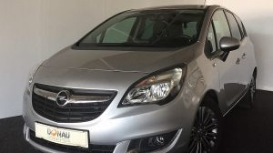 Opel Meriva 1,4 Turbo Ecotec Active Aut. * ERSTBESITZ * bei Donau Automobile in