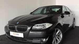 BMW 520d Ö-Paket * Navi * Xenon * HiFi * Bluetooth * bei Donau Automobile in
