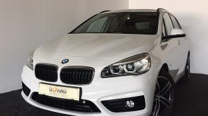 BMW 218d xDrive Active Tourer Sport * Navi * LED * AHK * bei Donau Automobile in