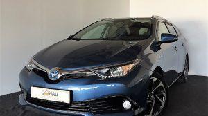 Toyota Auris TS 1,8 VVT-i Hybrid Style * Navi * Kamera * bei Donau Automobile in