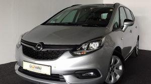 Opel Zafira 2,0 CDTI ECOTEC Edition Aut. * 7 Sitze * AHK * bei Donau Automobile in
