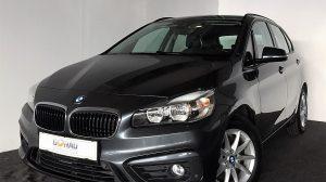 BMW 218d Active Tourer * Navi * Parkassistent * Sitzheizung bei Donau Automobile in