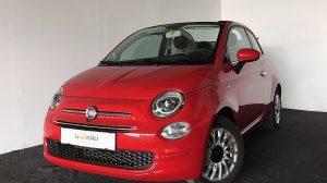 Fiat 500C 1,2 69 Mirror 2.0 * Bluetooth * Tempomat * bei Donau Automobile in