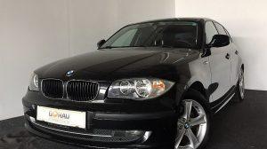 BMW 118d Fleet Österreich-Paket * Tempomat * Lederlenkrad * bei Donau Automobile in