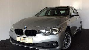 BMW 316d Touring Advantage * LED* Tempomat * GARANTIE * bei Donau Automobile in