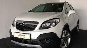 Opel Mokka 1,6 CDTI Cosmo * Standheizung * Navi * AHK * bei Donau Automobile in