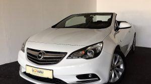 Opel Cascada 2,0 CDTI Ecotec * Sitzheizung * Windschott * Bluetooth * Edition bei Donau Automobile in