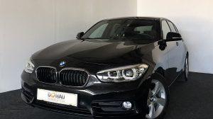 BMW 116d Sport Line * LED * Navi * Bluetooth * Sitzheizung * bei Donau Automobile in