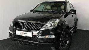 SsangYong Rexton Top 4WD Aut. * Navi * Kamera * Leder * 7 Sitze bei Donau Automobile in