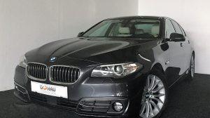 BMW 518d Ö-Paket Aut. * Abstandstempomat * Navi * LED * bei Donau Automobile in