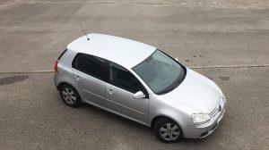 VW Golf Rabbit 1,4 * Klimaautomatik * ERSTBESITZ * bei Donau Automobile in