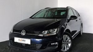 VW Golf Variant 1,6 TDI DSG * Radar * Xenon * Navi * Rabbit bei Donau Automobile in