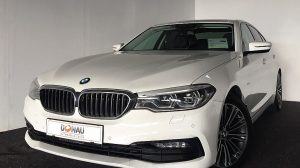BMW 520d xDrive Aut. * AHK * Navi * Driving Assistant * bei Donau Automobile in