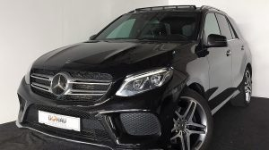 Mercedes-Benz GLE 350 d 4Matic Aut. * AMG * Radar * SD * 21″ * bei Donau Automobile in