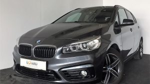 BMW 218d xDrive Active Tourer Sport Line Aut. * Navi * LED bei Donau Automobile in