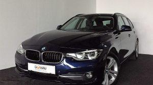 BMW 318d xDrive Touring Sport * Navi * LED * Sitzheizung bei Donau Automobile in