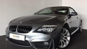 BMW 630i Cabrio Österreich-Paket Aut. bei Donau Automobile in