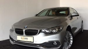 BMW 420d xDrive Gran Coupe Luxury Line * Navi * Leder * HeadUp * bei Donau Automobile in