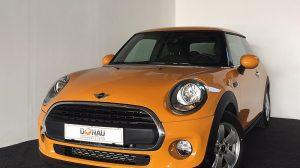 Mini MINI Hatch One * Navi * Kamera * Sitzheizung * bei Donau Automobile in