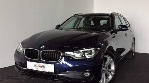 BMW 318d xDrive Touring Sport * Navi * LED * Sitzheizung bei Donau Automobile in