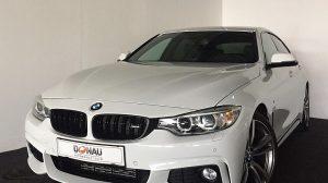 BMW 420d xDrive Gran Coupe* M-Paket * Navi * Kamera * bei Donau Automobile in