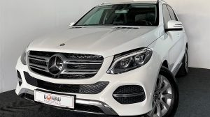 Mercedes-Benz GLE 350 d 4Matic * Leder * Abstandstempomat * Standheizung * bei Donau Automobile in
