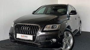 Audi Q5 2,0 TDI quattro Sport S-tronic * Navi * 20 Zoll * S line * bei Donau Automobile in