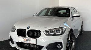 BMW 118d xDrive M Sport * Navi * 18Zoll * Bluetooth * bei Donau Automobile in