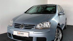 VW Golf Rabbit 1,4 TSI * Serviceheft * Sitzheizung * Bluetooth * bei Donau Automobile in