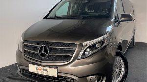 Mercedes-Benz Vito BusinessVan 4×4 Allrad Automatik * Vollausstattung * bei Donau Automobile in