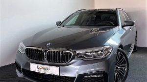 BMW 540d xDrive Touring Aut. * ACC * Leder * SD * HeadUp * bei Donau Automobile in